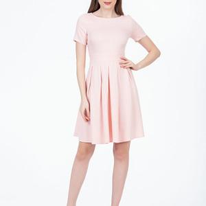 Rochie coco roz scaled