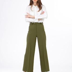 pantaloni verde matcha 1 scaled