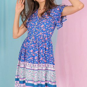 tunic-style-dress-aimelia-dr4289-in-a-multi-blue-border-print-9819-1