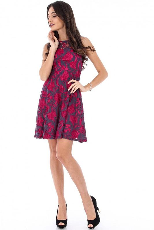 rochie cerise delicata dr3004 5877 2