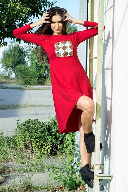 rochie de colectie dr2068 3045 2
