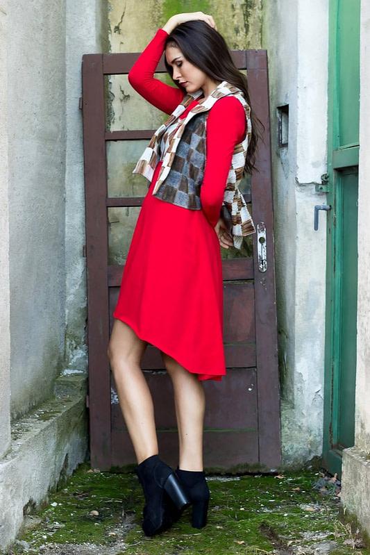 rochie de colectie dr2068 3045 3