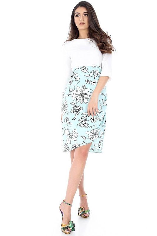 rochie imprimata floral cld810 5796 1