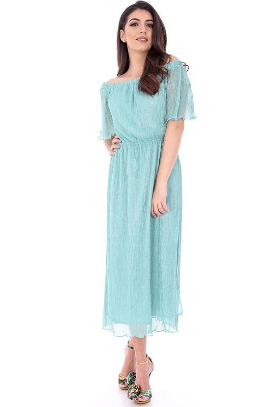 rochie verde delicata dr3012 5876 1
