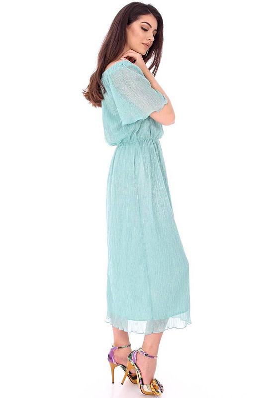rochie verde delicata dr3012 5876 2