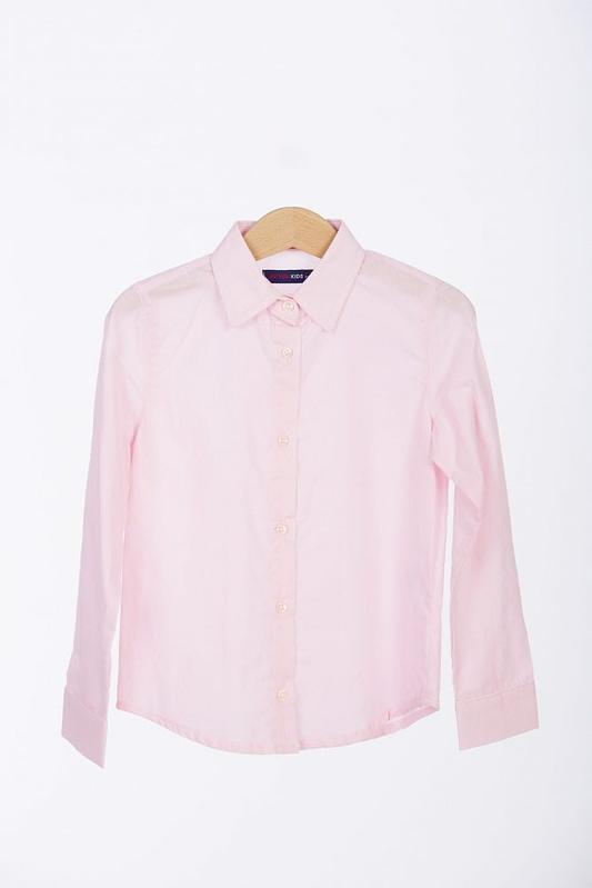 Camasa roz pentru fetite 1 scaled