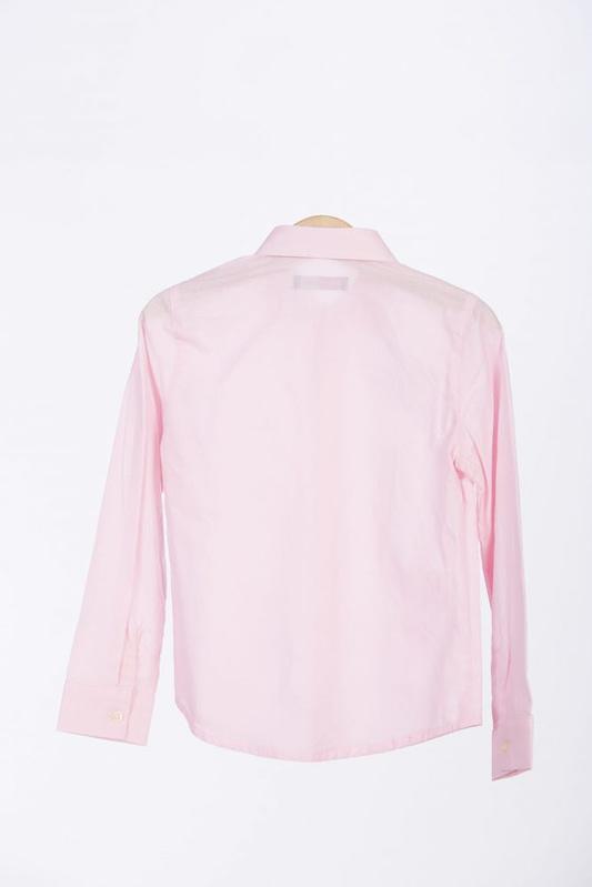 Camasa roz pentru fetite 2 scaled