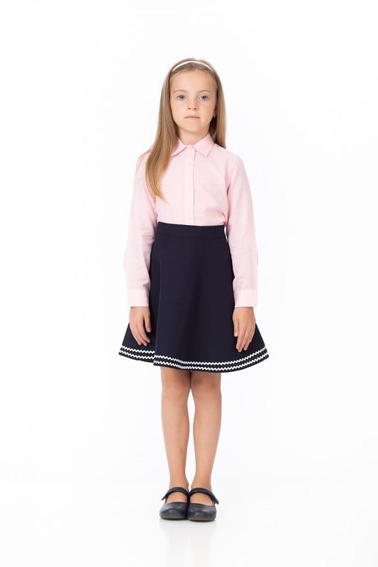 Camasa roz pentru fetite scaled
