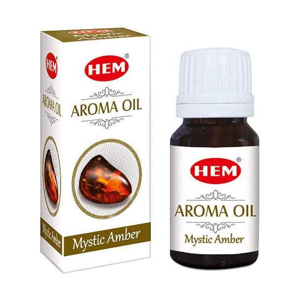 Ulei Aromaterapie Hem Mystic Amber UL AR Hem