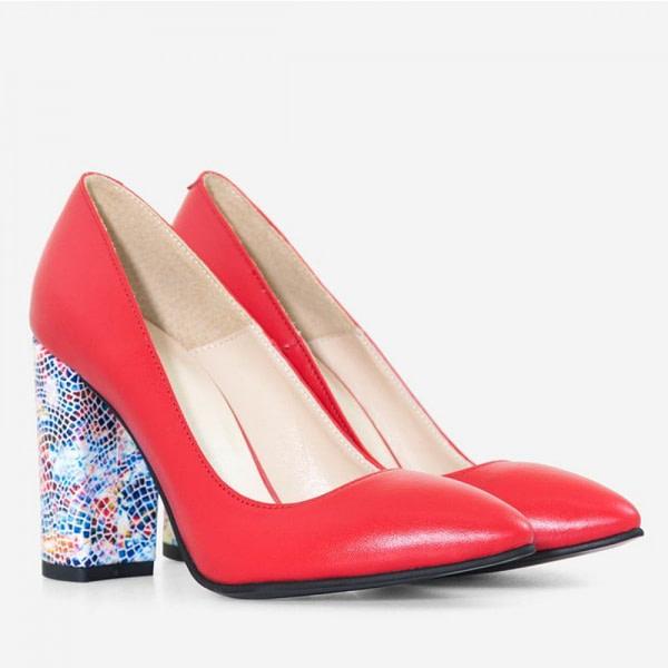 pantofi rosii anafashion 2