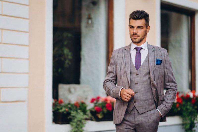 Stilul chic- elegant masculin